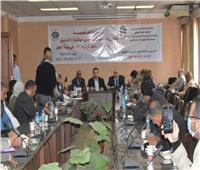 ندوة «عمال مصر» تشيد بإجراءات تأمين بيئة العمل للوقاية من كورونا