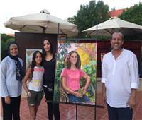 بمشاركة 70 رساما.. ختام منتدى فنون شباب العالم بشرم الشيخ| صور
