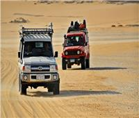 مغامرة وراحة استثنائية.. 10 صور ترصد جمالالصحراء الغربية