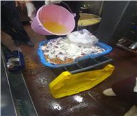 إعدام 750 كيلو لحوم وأسماك «فاسدة» بـ«الدقهلية»