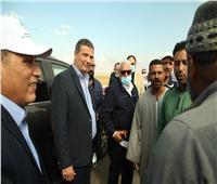 علاء فاروق: مقر مؤقت للبنك الزراعي بمشروع الـ1.5 مليون فدان بالمغرة