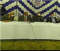 المؤشرات الأولية للدائرة الأولى بـ«قنا».. مرشحا مستقبل وطن يتصدران