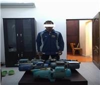 النيابة تستدعي ضابط التحريات في واقعة سرقة مواتير المياه بالسيدة زينب
