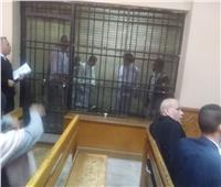دفاع المتهم الثالث في مقتل «فتاة المعادي»: ملوش علاقة بالقضية ولا يعرف المتهمين