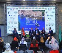 أكاديمية البحث العلمي تشارك في قمة مصر لريادة الأعمال