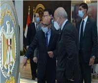 مشاركة قوية للعدل بمعرض القاهرة الدولي للتكنولوجيا