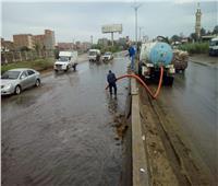 خاص|مصدر أمني بالقليوبية: جميع الطرق تعمل ولا يوجد إغلاقبسبب الأمطار