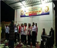 نائب محافظ قنا يشهد حفل تكريم الطالبات المتفوقات بالثانوية العامة