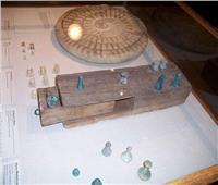 حكاية صورة| أول شطرنج فرعوني عمره 5200 عام