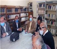 ثقافة المنيا تناقش الحياة العصرية ووسائل التواصل الإجتماعى وأثرها فى الأدب بديرمواس