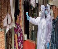 الهند تسجل  44 ألف إصابة جديدة بـ «كورونا» و524 وفاة