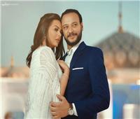 هنادي مهنا تحتفل بعيد ميلاد زوجها أحمد خالد صالح