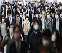 العاصمة اليابانية تسجل 481 إصابة جديدة بفيروس كورونا