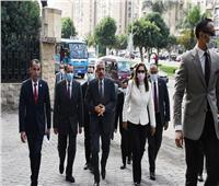 وزيرة التخطيط تبحث مؤشرات الدخل والإنفاق مع «جهازالإحصاء»