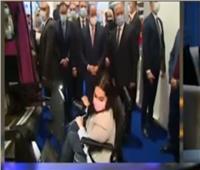 «سما أبوالعز» تكشف كواليس لقائها بـ«الرئيس»
