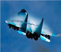 تحطم طائرة تدريب هندية من طراز (ميج-29) فوق بحر العرب