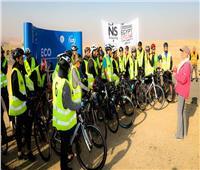 وزيرة البيئة: نهدف إلى دمج الشباب للاستمتاع بالمحميات الطبيعية |صور