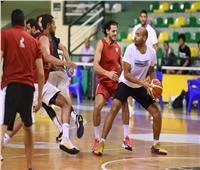 «مصر» تواجه «أوغندا» في افتتاح تصفيات بطولة إفريقيا لكرة السلة