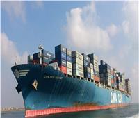 ميناء دمياط يستقبل 7 سفن للحاويات والبضائع العامة خلال الـ24 ساعة