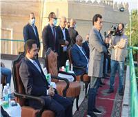 وزير الرياضة يشهد افتتاح ملاعب «مستقبل وطن» بالقاهرة