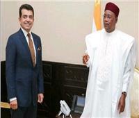 المدير العام للإيسيسكو يلتقي رئيس جمهورية النيجر