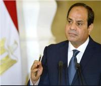 تفقد السيسي مشروعات تطوير «الطرق» يتصدر اهتمامات الصحف