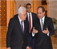 محمود عباس يصل القاهرة غداً.. وقمة مصرية تجمعه بالسيسي