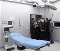 رئيس الوزراء يشيد بالنقلة النوعية في الخدمة الطبية لمستشفى استقبال القصر العيني