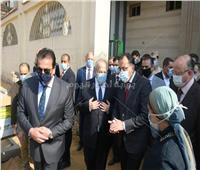 الخشت: زيارة رئيس الوزراء أعطت دفعة كبيرة للانتهاء من تطوير مستشفى الطوارئ