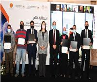 وزيرة التخطيط تشارك في احتفالية برنامج بناء قدرات العاملين بالتموين