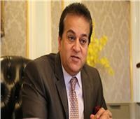 عبدالغفار:  الانتهاء من ترميم «القومي للأورام» نهاية ديسمبر المقبل