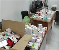 جمارك مطار القاهرة تضبط محاولة تهريب كمية الأدوية البشرية