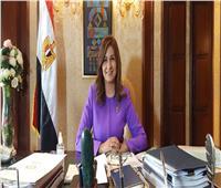 وزيرة الهجرة تستعرض نتائج رجل أعمال مصري بالخارج مع وزارة الإنتاج الحربي