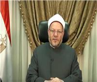 مفتي الجمهورية: نؤيد حقوق الفلسطينيين المشروعة وندعو لوقف الاعتداءات