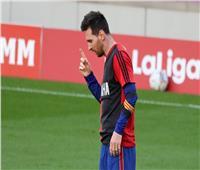 «ميسي» يوجه رسالة جديدة إلى مارادونا