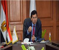 وزير الرياضة يوجه رسالة لأعضاء وجماهير الزمالك | خاص