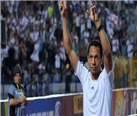 عبد الحليم علي مديرا للكرة بالزمالك