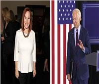تعيين جين ساكي مُتحدثة باسم البيت الأبيض في إدارة بايدن