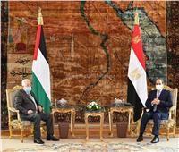 السيسي: ستظل القضية الفلسطينية لها الأولوية في السياسة المصرية