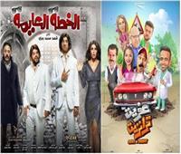 صراع على وصافة إيرادات السينما بين «عفريت ترانزيت» و«الخطة العايمة»