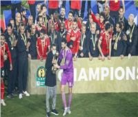 الشناوي: وعدت مؤمن زكريا بأن يرفع كأس إفريقيا