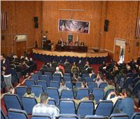 إعلان الفائزين في المسابقة الفنية «يلا نغني»بجامعة سوهاج