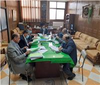 اختيار 5 متقدمين للوظائف القيادية بشمال سيناء