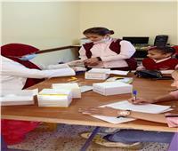 أمراض سوء التغذية.. فحص 203 ألف طالب بالمرحلة الابتدائية في المنيا