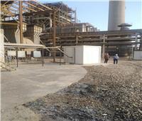 تركيب أول محطة رصد لحظية متكاملة لرصد ملوثات الهواء بالشيخ زايد.. صور