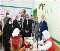 انطلاق المبادرة الرئاسية للكشف عن فيروس «سي» بين طلاب الإعدادي بالشرقية