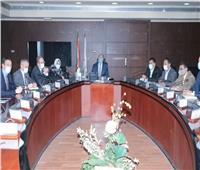 وزير النقل يبحث مع رئيس «الستوم» التعاون في السكك الحديدية والمترو