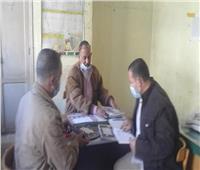 إحالة ٢٧ من العاملين بالوحدة المحلية بقرية كفر الساحل بطنطا للتحقيق