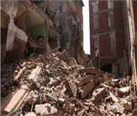 النيابة تنتدب مهندسا لمعرفة أسباب انهيار عقار السيدة زينب ووفاة طفل