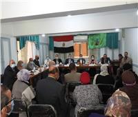 «تعليم المنوفية» يواصل عقد لجنة المقابلات لمتقدمي الوظائف الإشرافية